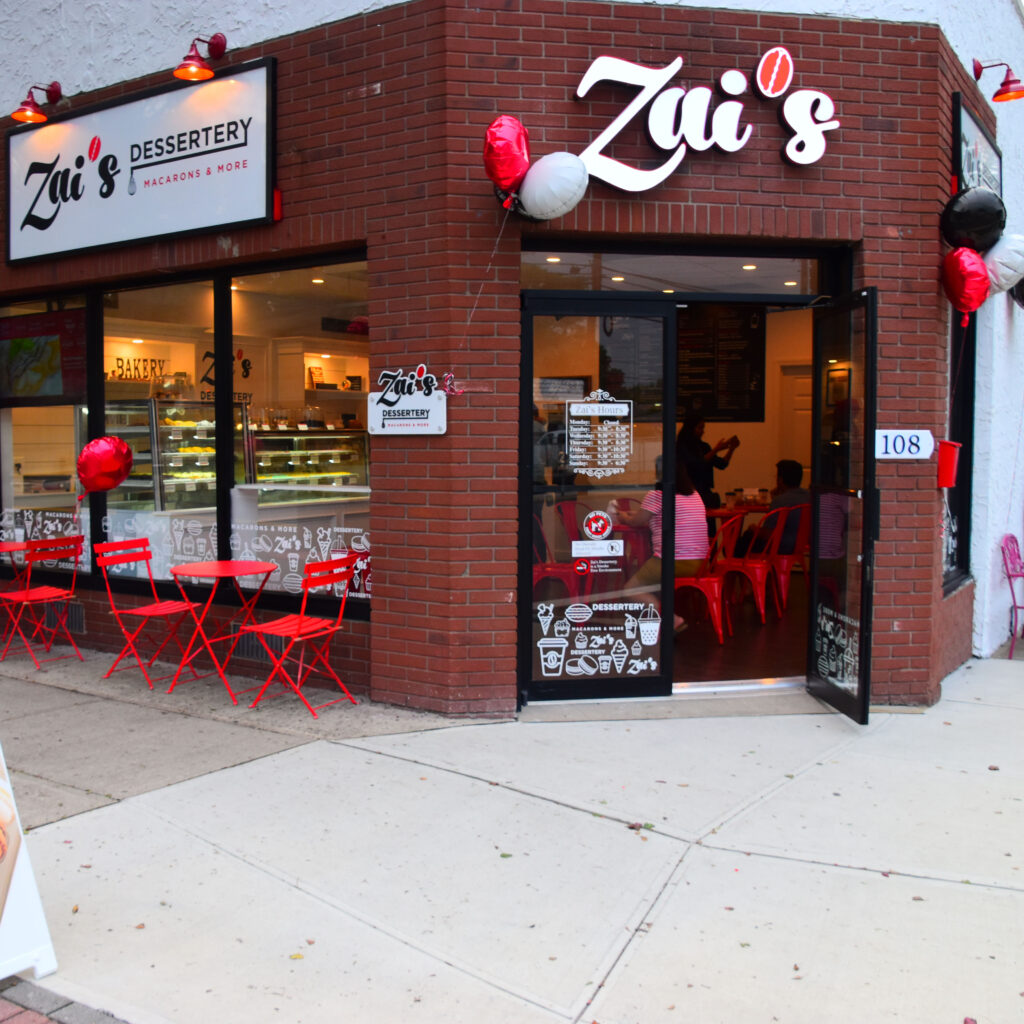 Storefront photo of the best desserts in New Jersey.